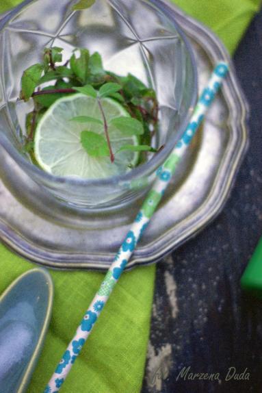 Zdjęcie - Kokosowe mojito - Przepisy kulinarne ze zdjęciami