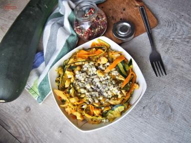 Zdjęcie - Curry z cukinii - Przepisy kulinarne ze zdjęciami