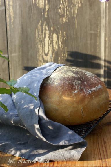 Zdjęcie - Chleb na zaczynie z biga - Przepisy kulinarne ze zdjęciami