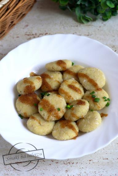 Zdjęcie - Kluski gumowe - Przepisy kulinarne ze zdjęciami