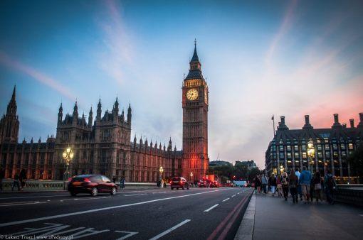 Wielka Brytania, Londyn - Big Ben