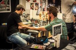 Włochy, Mediolan - Tatuami