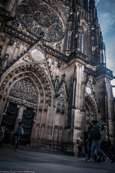 Hradczany - Praga, Czechy