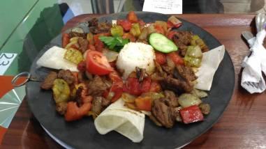 Uzbecki obiad