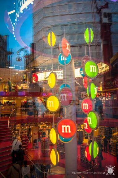 Świat M&M's