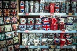 Brytyjskie pamiątki