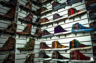 Trampki i inne obuwie robione ręcznie w Peru