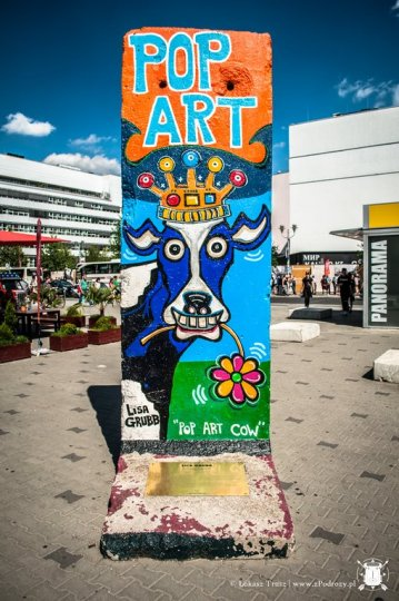 Fragment Muru Berlińskiego