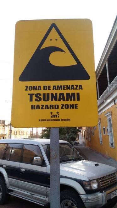 Strefa Tsunami zaliczona