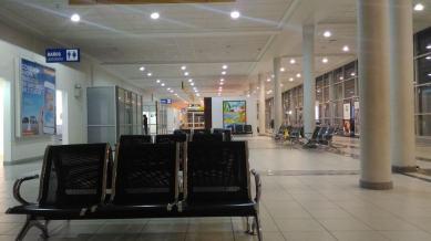 Całe lotnisko tylko moje !