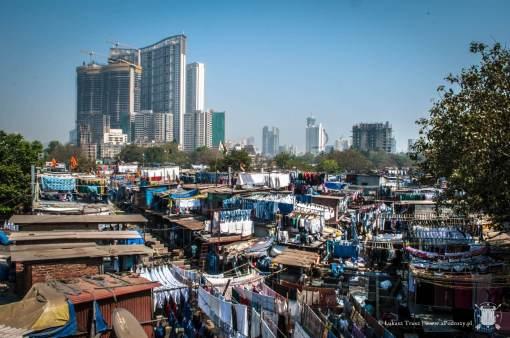 Dhobi Ghat - Bombaj - Indie