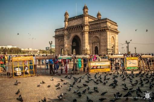 Gateway of India - Brama Indii - Bombaj - Indie
