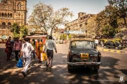 • Chhatrapati Shivaji Terminus - Bombaj - Indie