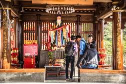 Longfeng Temple - Sun Moon Lake