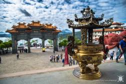 Wenwu Temple - Sun Moon Lake