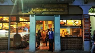 La Cucharita Colombiana - Bogota