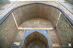 Meczet Bibi Chanum - Samarkanda - Uzbekistan