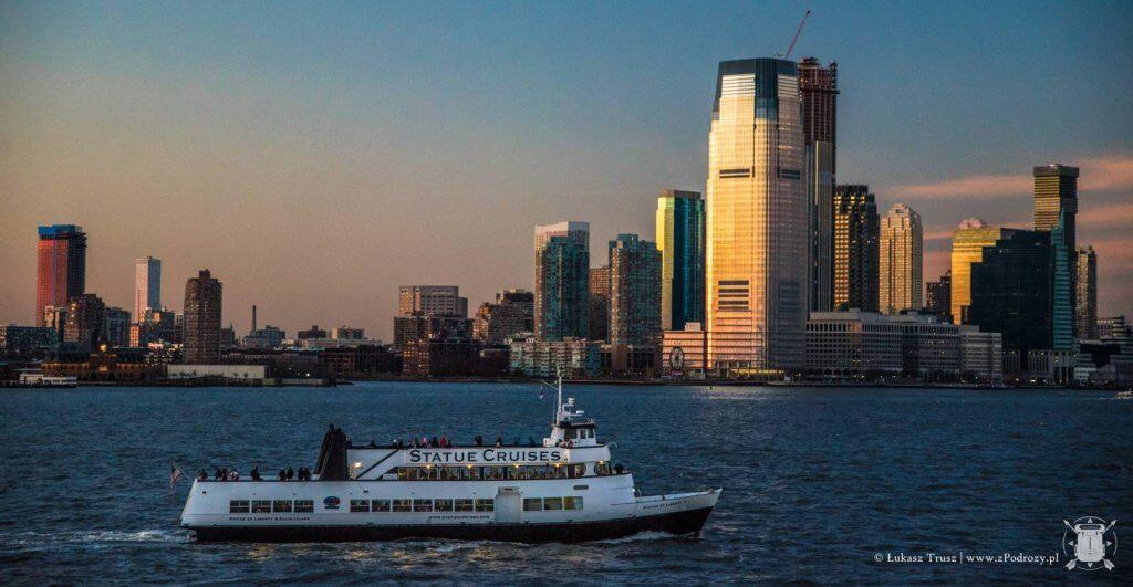 Staten Island Ferry - Nowy Jork