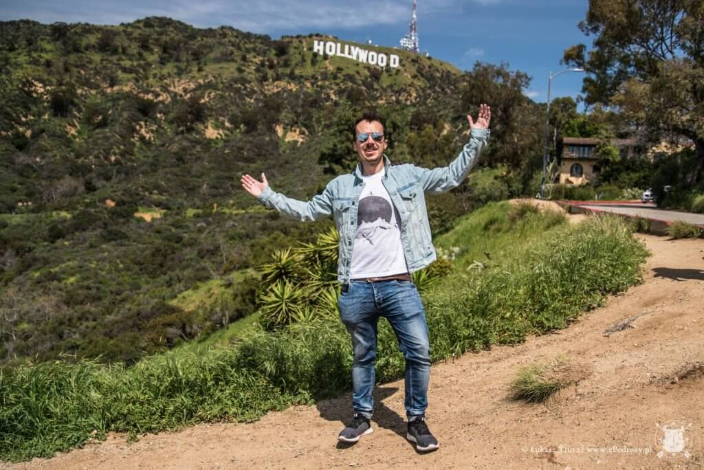 Punkt widokowy Hollywood Sign