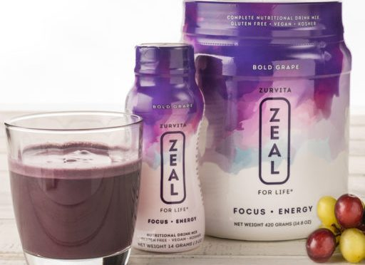 Zeal For Life- #11 Beta Glucan