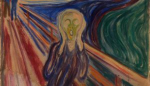 Scream Photo for Blog