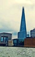 The Shard, Londýn, UK; Lucka Kenkušová, E