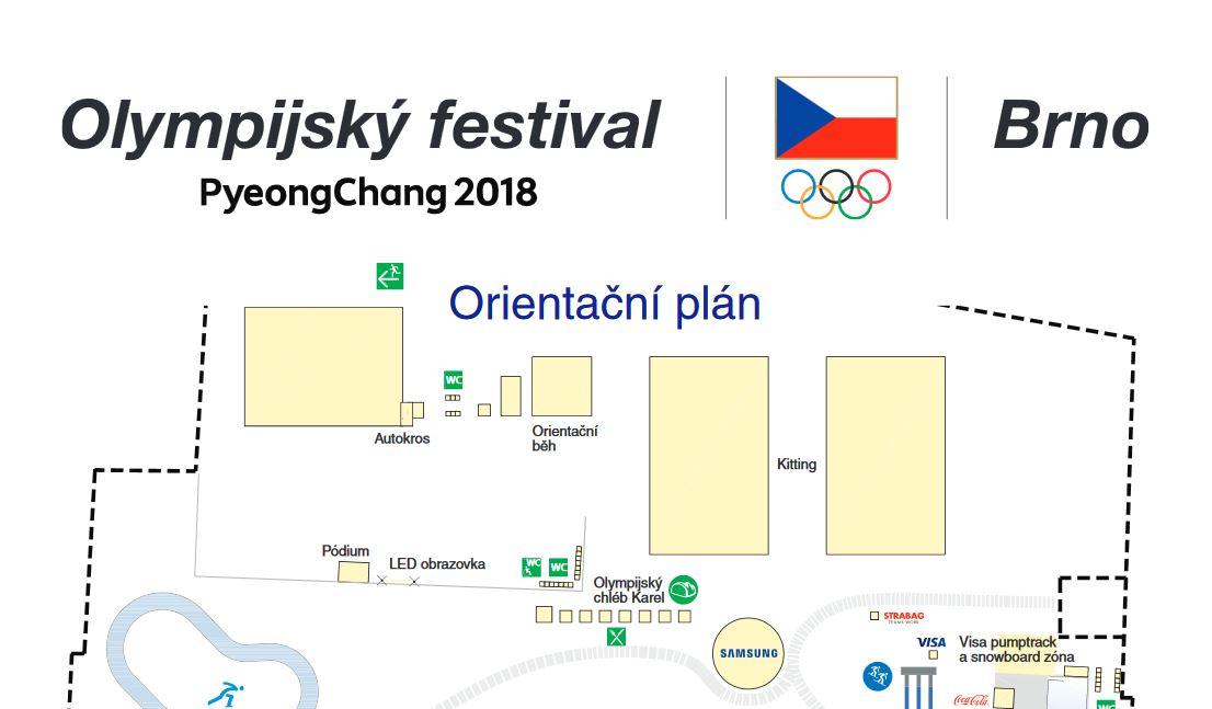Olympijský festival v Brně