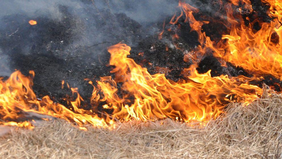 ohně, požáry