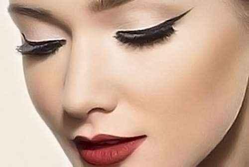 Правильно красим глаза тенями: поэтапное руководство и фото-инструкция. Как правильно красить глаза тенями, карандашом или тушью – пошаговая инструкция