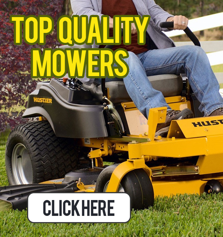 Top Quality Lawn Mowers