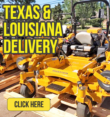 Texas & Louisiana Delivery