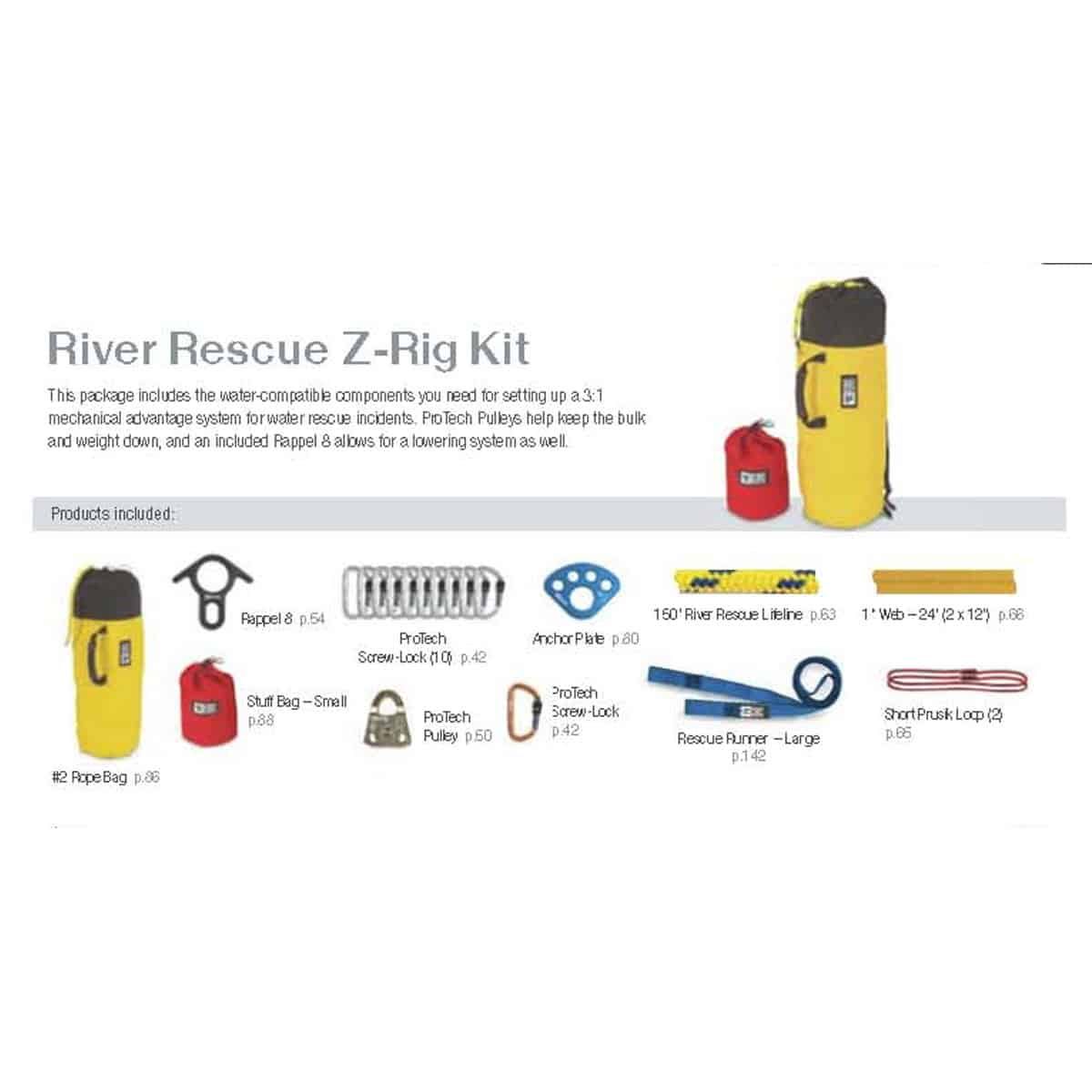 z rig diagram car radio wire cmc river rescue kit