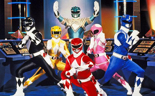 Image result for power rangers mighty morphin