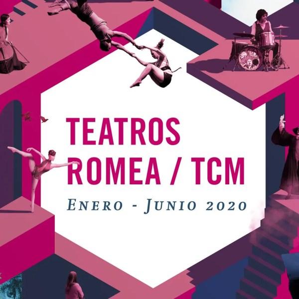 Imagen destacada Teatros Romea/TCM 2020.