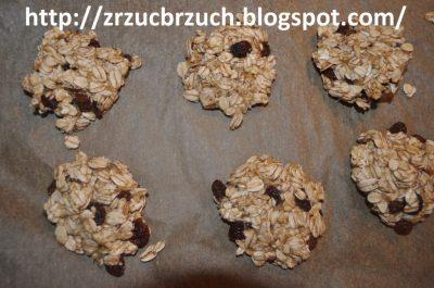 proste i zdrowe ciasteczka