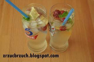 Dietetyczny napój orzeźwiający