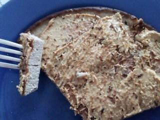 Omlet kokosowy