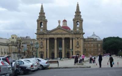 Malta – Prosinec 2008