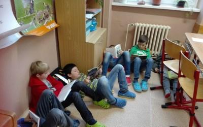 Čtenářská dílna