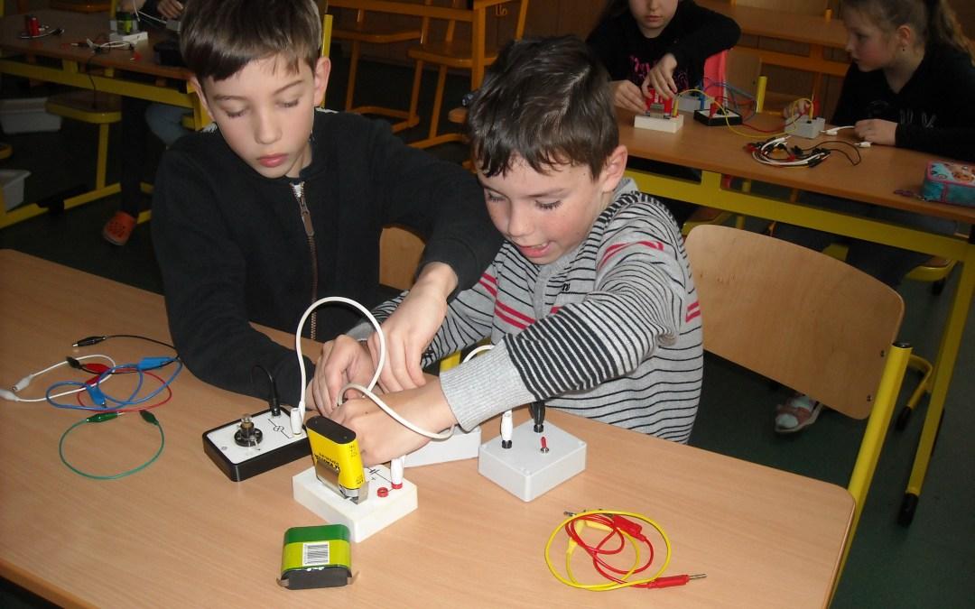 4.B Elektrické obvody 2