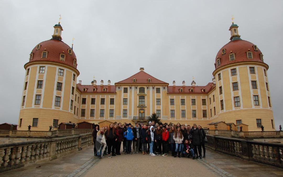 Adventní výlet do Německa