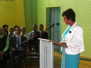 Inauguracja roku szkolnego 2012/2013 w Zespole Szkół Nr 3 im. Jana Kochanowskiego w Wyszkowie