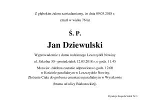 Jan Dziewulski