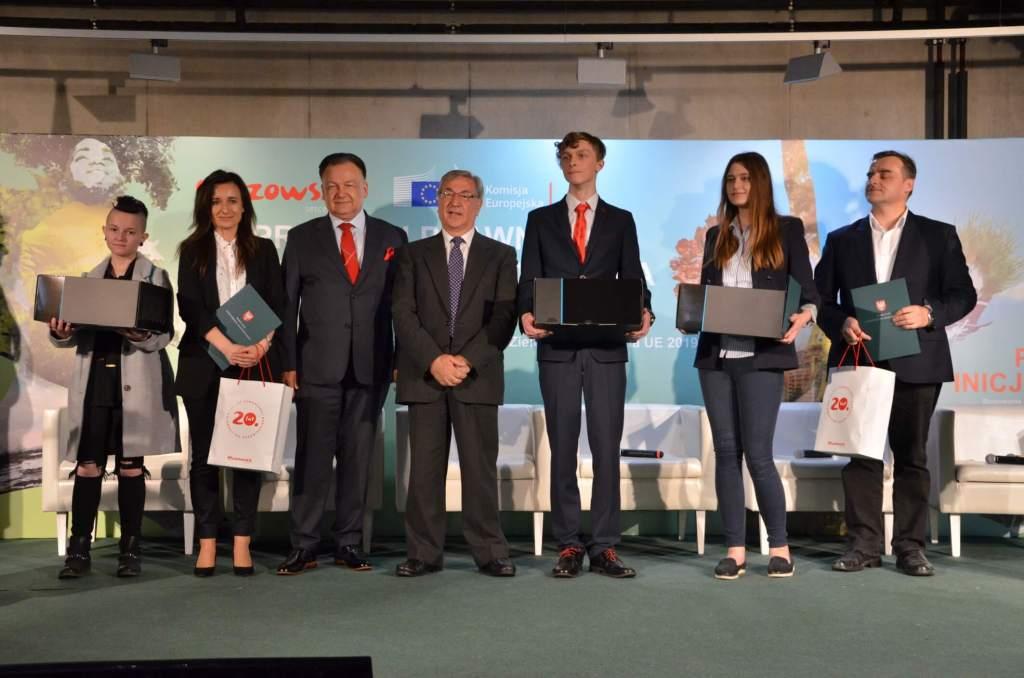 Konkurs ekologiczny pod patronatem Urzędu Marszałkowskiego w Warszawie