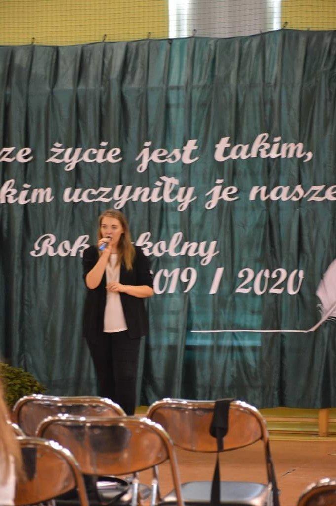 Inauguracja roku szkolnego 2019/2020