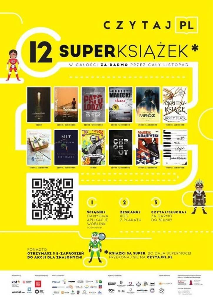 12 Super Książek - czytaj.pl