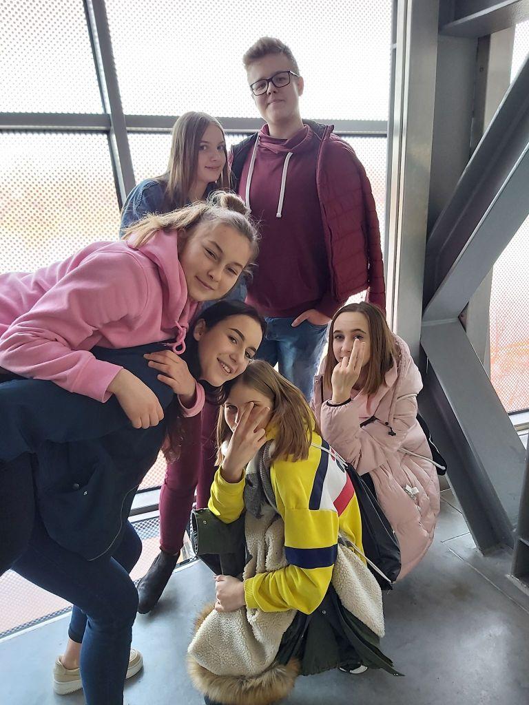 Wycieczka do Warszawy klas 1LOZ i 3TE