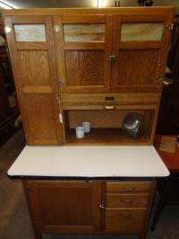 Z's Antiques & Restorations - Hoosier/Baker's Cabinets ...