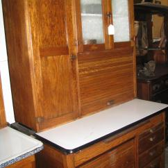 Roll Up Cabinet Doors Kitchen Oil Rubbed Bronze Lighting Hoosier And Door Routered For