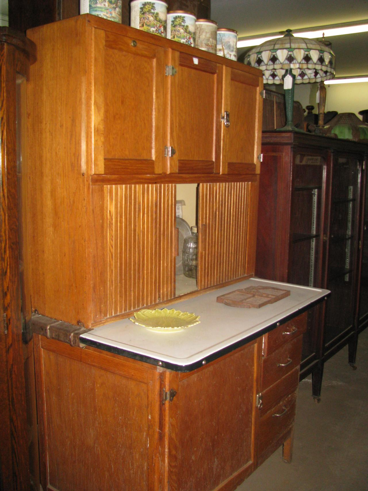 100+ [ Sellers Hoosier Cabinet Pictures ] | Lately Vintage 1920 ...